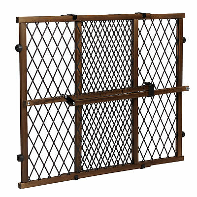 Evenflo New Wood Position & Lock 23In Baby Gate (Multiple Colors)- Free Shipping