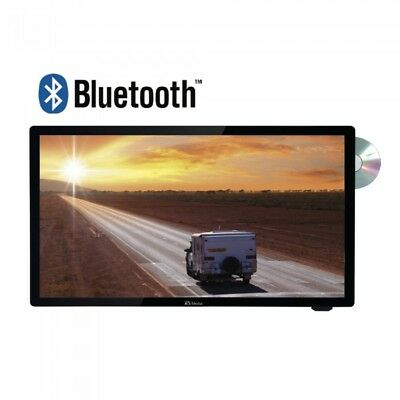 RV Media 24 Inch HD LED TV & DVD Combo - 12v / 24v - Evolution