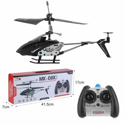 S107G Infrared Controlled Helicopter 3.5 Channel & Gyroscopic Stability Control