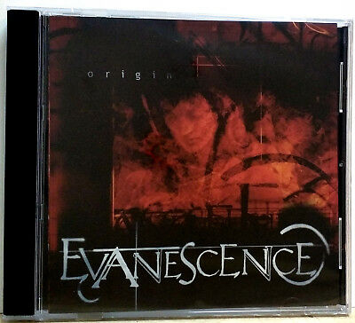 Evanescence Origin (Bigwig Enterprises ‎2000) FACTORY SEALED / RARE /