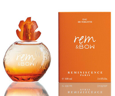 REMINISCENCE REM&BOW Eau de TOILETTE 100 ml Spray NUOVO ORIGINALE