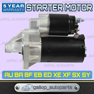 Starter Motor for Ford Falcon AU BA BF 4.0L Petrol 1998-2011 UTE XR6 TURBO