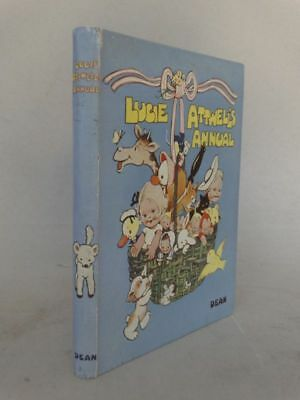 Lucie Attwell´s Annual - illustriertes Jahrbuch Mabel Kinderbuch Jingle Job 1949