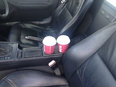 BMW Z3  centre console cup holder