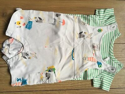 Joules Boys Two Piecec 6-9m