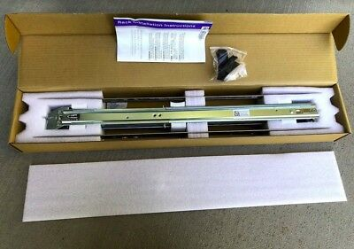 Dell server rack rail kit, boxed, new (ACT pickup or post) ready rails