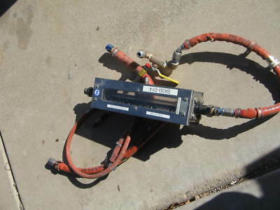 Mccrometer Fuel Flow S And K Aviation Tester World Ship Usa Made