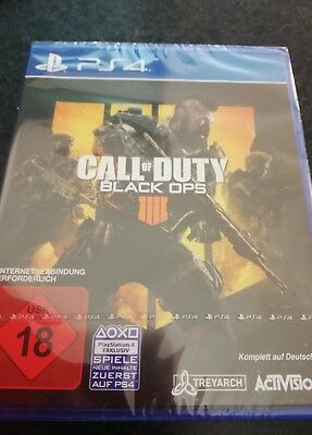 Black ops 4 ps4 playstation 4