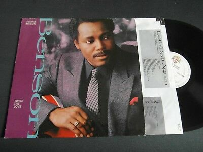 Lp   George Benson  -  Twice The Love  (Orig.1988 German-Press)  Ex
