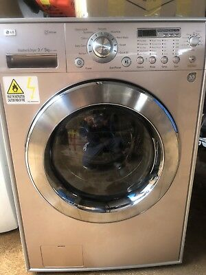 Lg Washing Machine Front Loader