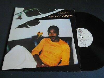 Lp   George Benson  -  In Flight  (Orig.1977 German-Press)  Mint-