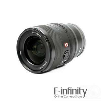 NEW Sony FE 24mm f/1.4 GM Lens (SEL24F14GM)