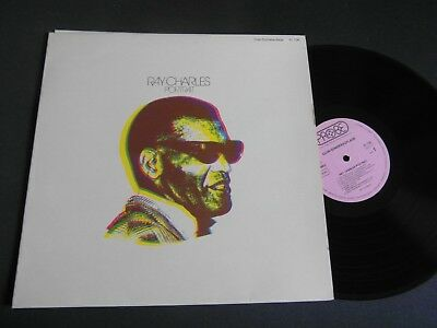 Lp   Ray Charles  -  Portrait  (Orig.1968 German-Press)  Ex