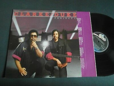 Lp   Clark & Duke  -  Clark/duke Project 2  (Orig.1983 German-Press)  Ex