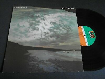 Lp   Billy Cobham  -  Crosswinds  (Orig.1974 German-Press)  Ex