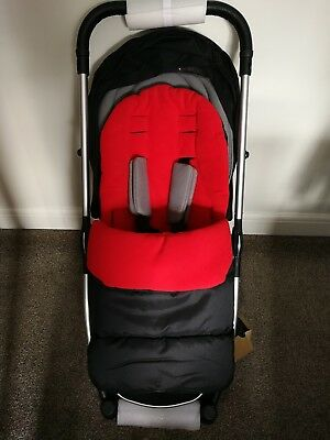 Fleece Lined Footmuff for Joie Buggy & Pushchairs – Brand New. Cosy Toes