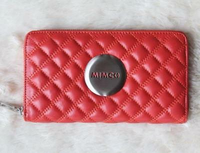 Brand New Mimco Leather Revolution Mim Wallet Rrp$169