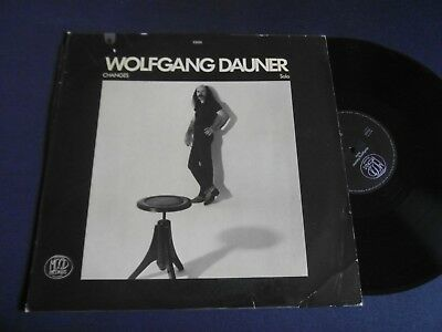 Lp   Wolfgang Dauner  -  Changes  (Orig.1978 German-Press)  Ex