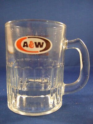 A & W Root Beer Mug From 1987 Interbev Convention In Chicago, Il