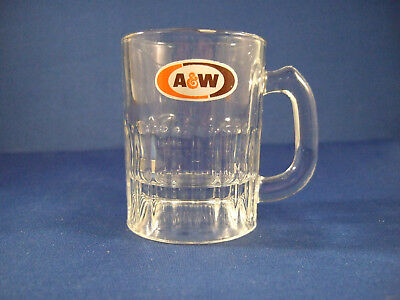 A & W Root Beer Mug From 1984 Interbev Convention In Chicago, Il