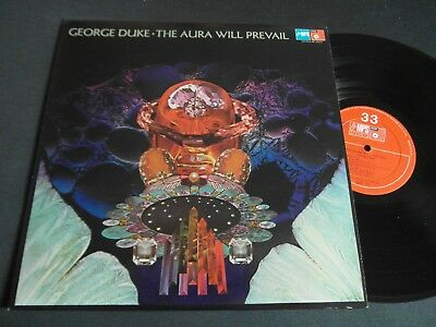 Lp   George Duke  -  The Aura Will Prevail  (Orig.1975 Us-Press)  Mint-