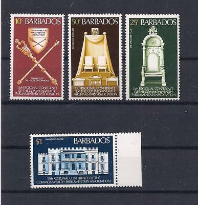 Barbados Commonwealth Conference 1977 V/Fine MNH