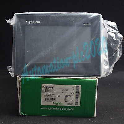 """1PC Schneider Magelis 7"""" Color Panel Touch Screen HMIGXO3502 New In Box"""
