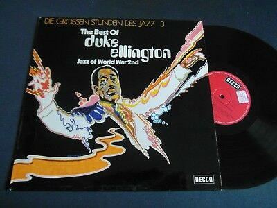 Lp   Duke Ellington  -  The Best Of  (Orig.1970 German-Press)  Ex