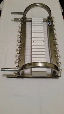 Soap Cutter Stainless Steel- Guitar Pegs