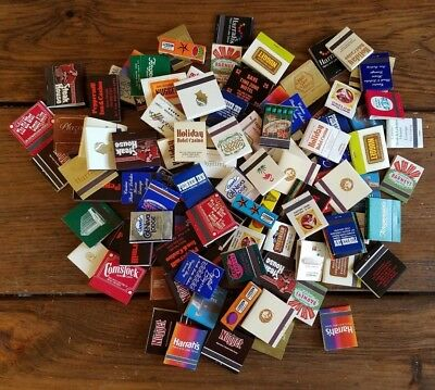 110 + Lot of Vintage Casino Matches Matchbooks Mostly Reno, Lake Tahoe