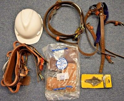 MILITARY SPECIFICATIONS Climbers Set Tree and Pole TK-1141/C                 (D)