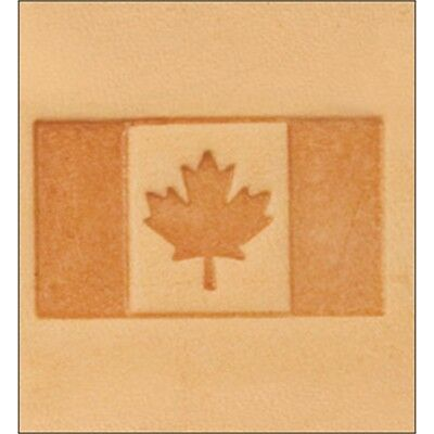 """3d Canadian Flag Stamping Tool - 1"""" X 9/16"""""""