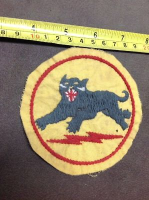 Ww1 Rare Patch US Army 66th division first design