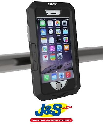 Oxford Products Dryphone Pro IPhone 6 & 7 Holder Motorcycle Motorbike Universal