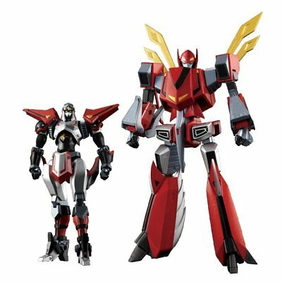 Soul of Chogokin GX-55 Ninja Warrior TOBIKAGE & HOURAIOU Action Figure BANDAI