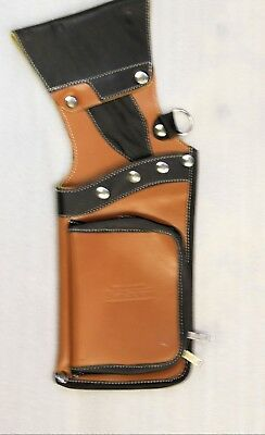Factory Seconds-Sa Elite Field Quiver, Rh Only, Genuine Leather!