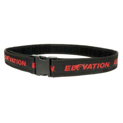 Elevation Pro Shooters Belt Red 28-46In.