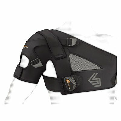 Shock Doctor #842 Performance Therapy Shoulder Support, Stability Control