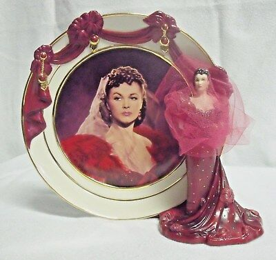 "Collectible 2001 Gone With The Wind ""Scarlett Flame"" by Heide Oberheide"