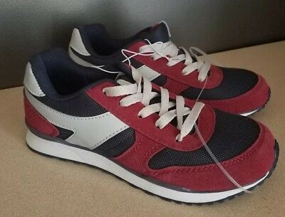 b4772c1578 CAT & JACK Youth Boys Sneakers Red/Blue size 4,5,6 - $15.99 | PicClick