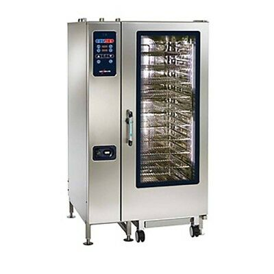 Alto-Shaam CTC20-20G Combi Oven, Natural Gas NEW