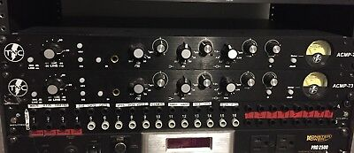 microphone mic preamp used