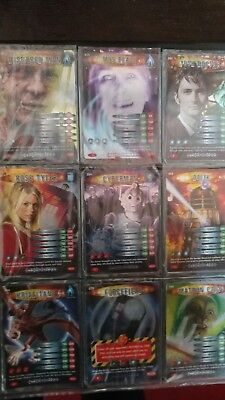 Doctor Who Card Collection DW