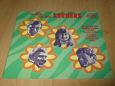 "12"" Vinyl-LP: The Seekers – The Four And Only Seekers"