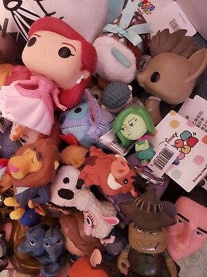 Disney collectibles Lot - Tsum Tsums Vinylmation Funko Pop