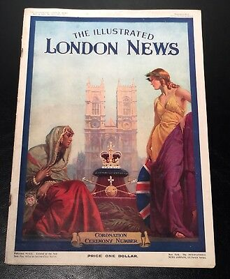 The Illustrated London News - May 15, 1937 - Coronation of King George VI