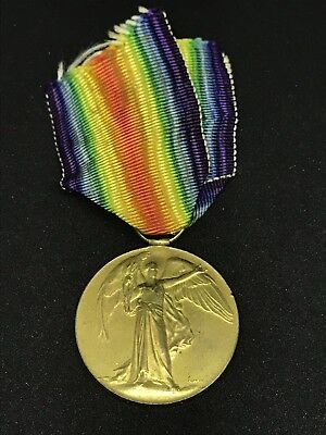 Wwi English Victory Medal  Named     G. Wilkinson