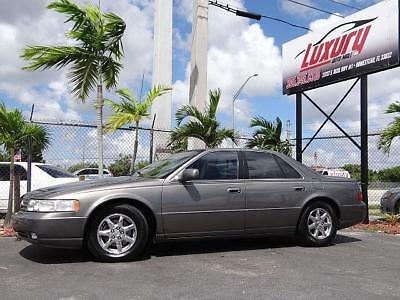 1999 Cadillac Seville Cadillac STS Seville Touring STS Low 66k Miles 1999 Cadillac STS * NO RESERVE AUCTION * SEVILLE FLORIDA ONE OWNER! 66K MILES!