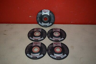 5 United Abrasives SAIT A46N-BF Aluminum Cutting Wheel 4 1/2 x .045 x 7/8