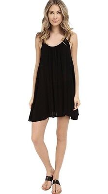e8dbba0bbc ELAN WOMENS BLACK Swim Suit Cover Up Dress Size Small - $18.99 ...